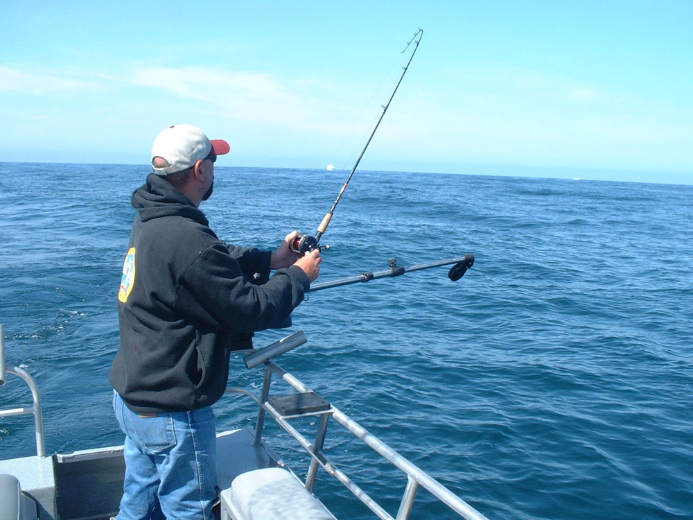 Fish on charters fishing guide service fort bragg for California fishing guide